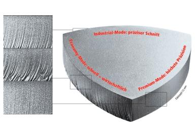 Wasserstrahlschneiden-Schnittqualität-001